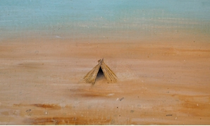 One of the artworks that is presented at the gallery - Official Website of Mashrabia Gallery