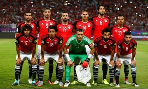 "Football Soccer - Egypt v Ghana - 2018 World Cup Qualifying - Africa Zone - ""Army Stadium"" Borg El Arab, Alexandria, Egypt - 13/11/2016 - Egypt's players pose for a team picture before the game. REUTERS/Amr Abdallah Dalsh"