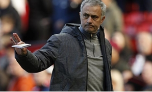 Premier League - Old Trafford - 1/4/17 Manchester United manager Jose Mourinho Action Images via Reuters / Lee Smith Livepic