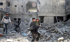 As about 250 people announced dead so far, most of the international community is calling for an urgent solution to rescue the eastern Ghouta people from their 'certain death'- Reuters