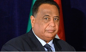 FILE - Sudanese Foreign Minister Ibrahim Ghandour