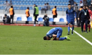 Mahmoud Hassan Trezeguet celebrating his brace with Kasimpasa – Courtesy of Kasimpasa official website