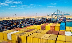 Egypt's Ain Sokhna Port (Photo:Reuters)