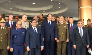 Major Libyan military factions convened in Cairo on Tuesday, March 20, 2018 for negotiations aimed at consolidating the Libyan army - press photo
