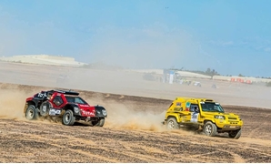 File - El Gouna Rally