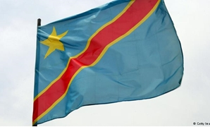 Flag of the Democratic Republic of the Congo - Getty images