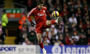 Football - Stock 07/08 , 2/1/08 Harry Kewell - Liverpool Mandatory Credit: Action Images / Carl Recine
