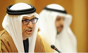 FILE - Emirati Minister of State for Foreign Affairs Anwar Mohammed Qarqash