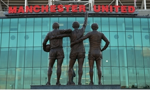 Manchester United's stadium Old Trafford – Press image courtesy of Manchester United's official website