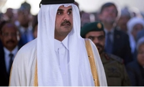 "Qatar's Emir Sheikh Tamim bin Hamad al-Thani: ""We do not fear the boycott of these countries against us, we are a thousand times better off without them"" - AFP/Qatar News Agency"