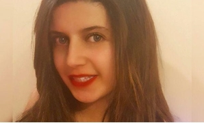 FILE - 18-year-old Egyptian student Mariam Moustafa who was beaten to death by a girl gang in Britian