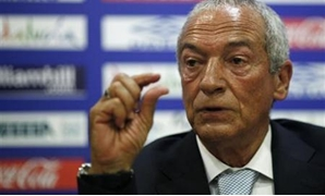 Jesualdo Ferreira of Portugal gestures during his official presentation at La Rosaleda stadium in Malaga, southern Spain, June 28, 2010. REUTERS/Jon Nazca