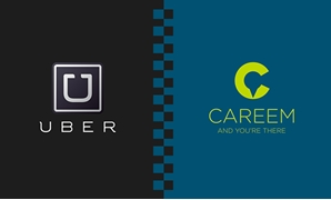Major ride-hailing services in Egypt, Uber and Careem