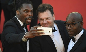 "Seeing red: The head of Cannes film festival has banned the ""ridiculous and grotesque"" practice of selfies on the red carpet"