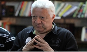 Chairperson of Zamalek club, Mortada Mansour