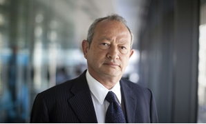Egyptian businessman Naguib Sawiris – Press photo