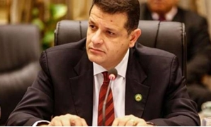 Tarek Radwan, chairman of Parliament's Foreign Affairs Committee - FILE