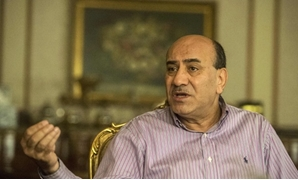 FILE- Former Head of Egypt's Central Auditing Organization Hesham Genena - AFP