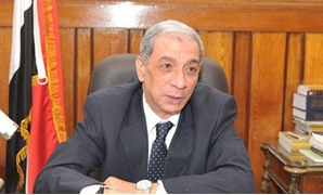 Former attorney general Hesham Barakat - Archive photo
