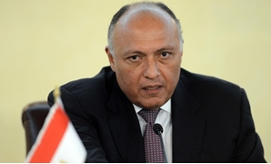 FILE-Foreign Minister Sameh Shoukry