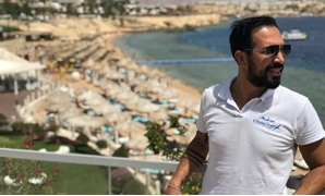 Andrea Vento Viaggi at Sharm el-Shiekh - CC Instagram