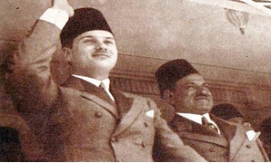 King Farouk and Mostafa El-Nahas 1938 - King Farouk Official Website