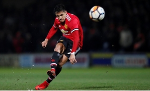 Huish Park, Yeovil, Britain - January 26, 2018 Manchester United's Alexis Sanchez in action Action Images via Reuters/Paul Childs