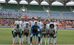 FILE - Al Masry football team