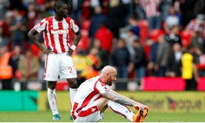 Soccer Football - Premier League - Stoke City v Burnley - bet365 Stadium, Stoke-on-Trent, Britain - April 22, 2018 Stoke City's Stephen Ireland after the match Action Images via Reuters/Ed Sykes