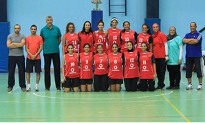 Al-Ahly's women basketball team - Archive