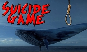 Blue Whale Suicide Game, Mar 10, 2017 – YouTube/Scare Theater