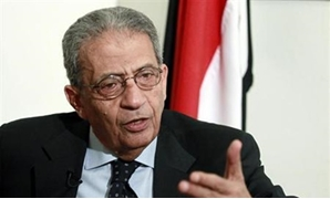 Former Arab League (AL) secretary general and foreign minister Amr Moussa - Reuters