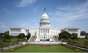 United States Capitol west front - Creative Commons via Wikipedia