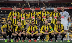 Wellington Phoenix are the first Kiwi club to play in the HKFC Citibank Soccer Sevens. Photo: c/o Wellington Phoenix.