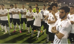 Egyptian football Olympic team - Press image courtesy of EFA's official website