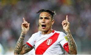 Nacional Stadium, Lima, Peru - 06/10/2016 - Peru's Paolo Guerrero celebrates after scoring. REUTERS/Mariana Bazo/File Photo