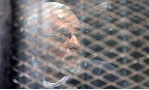 FILE - Mohammed Badie, Supreme Guide of Muslim Brotherhood group