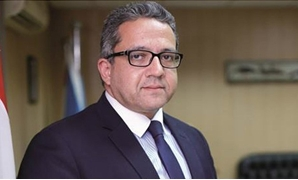 FILE-Ministry of Antiquities Khaled al-Anani