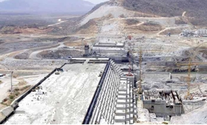 Ethiopia's Grand Renaissance Dam seen under construction - Reuters