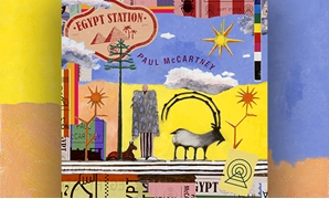 "English singer and songwriter Paul McCartney releases an album titled ""Egypt Station"" - Paul McCartney's official website"