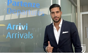 Emre Can in Juventus - Courtesy of Juventus official Facebook page
