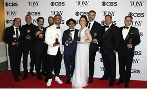 'The Band's Visit' sweeps Tony Awards as Harry Potter wins best play | Reuters