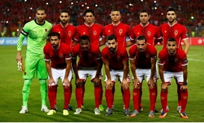 Soccer Football - CAF Champions League - Final - Al Ahly vs Wydad Casablanca - Borg El Arab Stadium, Alexandria, Egypt - October 28, 2017 Al Ahly players pose for the pre match photograph REUTERS/Amr Abdallah Dalsh