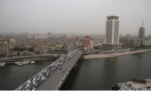 An overview for The Nile River in Cairo/ File Photo/ Hassan Mouhamed