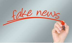 Fake news is becoming more common worldwide - CC Geralt via Pixabay