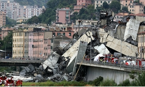 Three French nationals among victims of Italy bridge collapse - AFP
