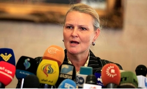 Lise Grande, succeeded Jamie McGoldrick, who was also accused by the Yemeni legitimate government of being biased towards the Houthi militias - AFP