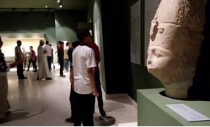 The Sohag National Museum has received a large number of visitors few days after it had been inaugurated by Sisi on Sunday– the Ministry of Antiquities' official Facebook page