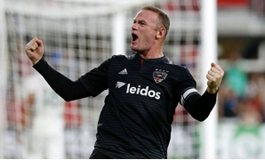 Rooney with his new club DC United - Courtesy of DC United official website