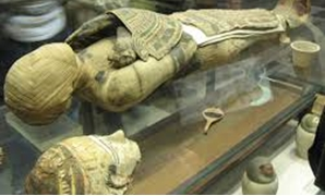 Egyptian Mummy - Wikipedia/Dada
